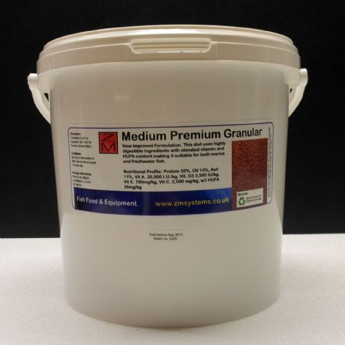 ZM Medium Premium Granular (**Special offer on 3kg & 5kg tubs **)